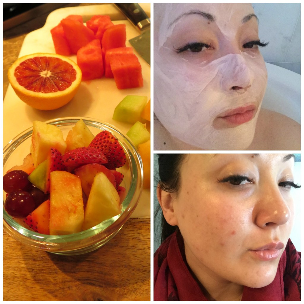 Skin Care Shape Up Plan Day 1