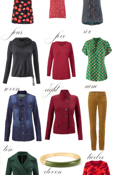 Fall 2016 Cabi Collection Favorites featured by popular California fashion blogger, Haute Beauty Guide