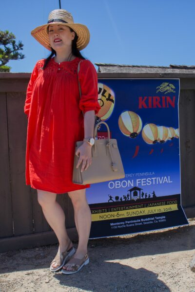- Obon Festival Monterey 2016 featured by popular California life and style blogger, Haute Beauty Guide