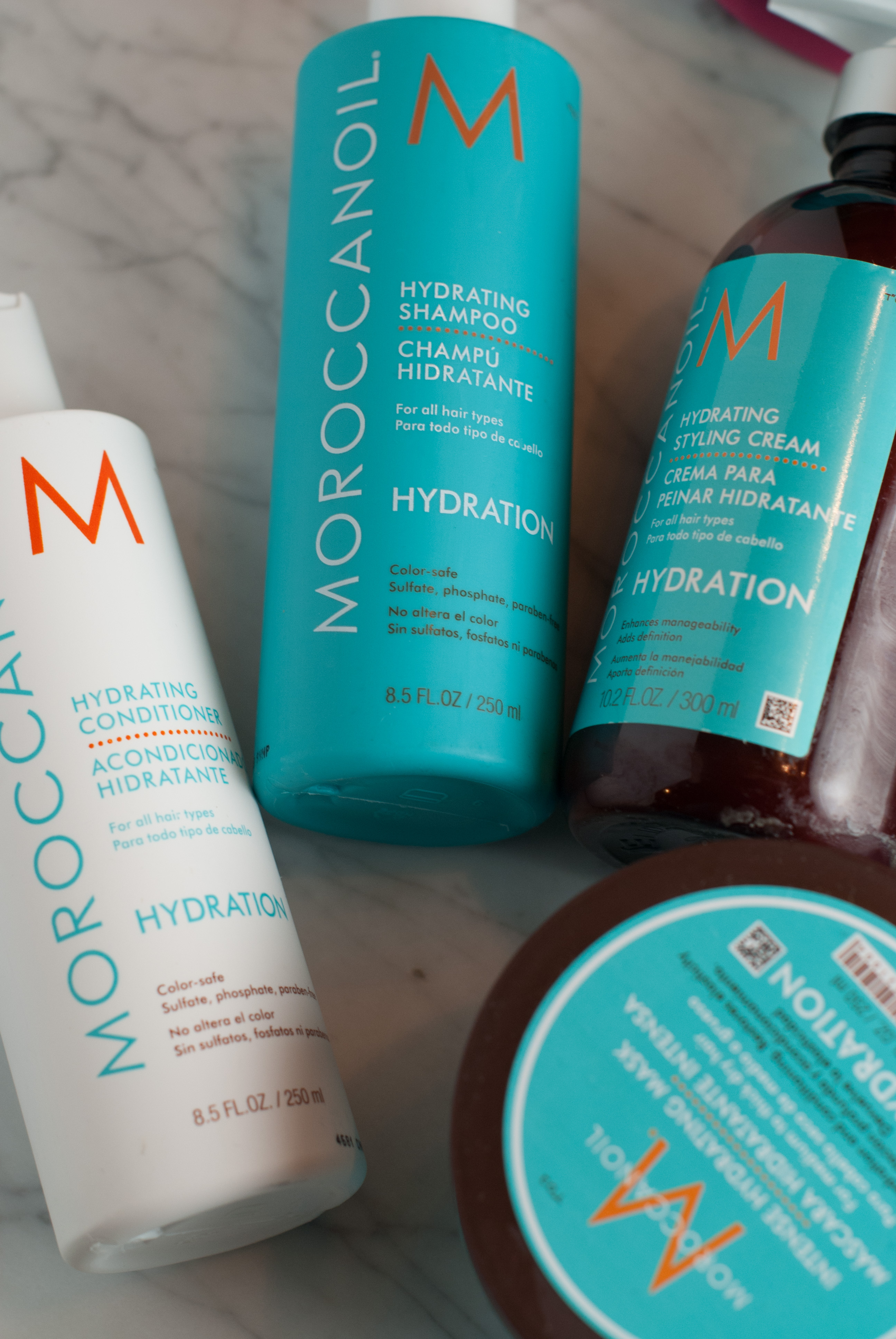 Morrocan Oil - New Hair with Moroccanoil featured by popular California life and style blogger, Haute Beauty Guide