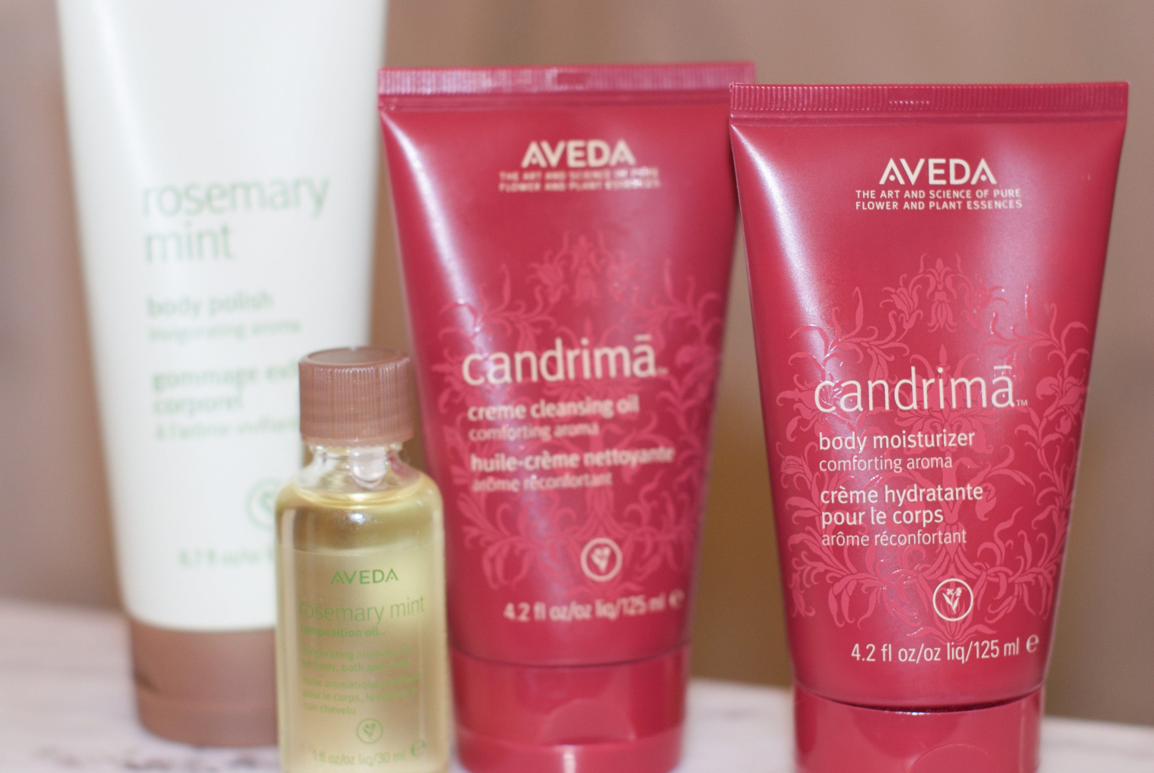 Spa Night with Aveda