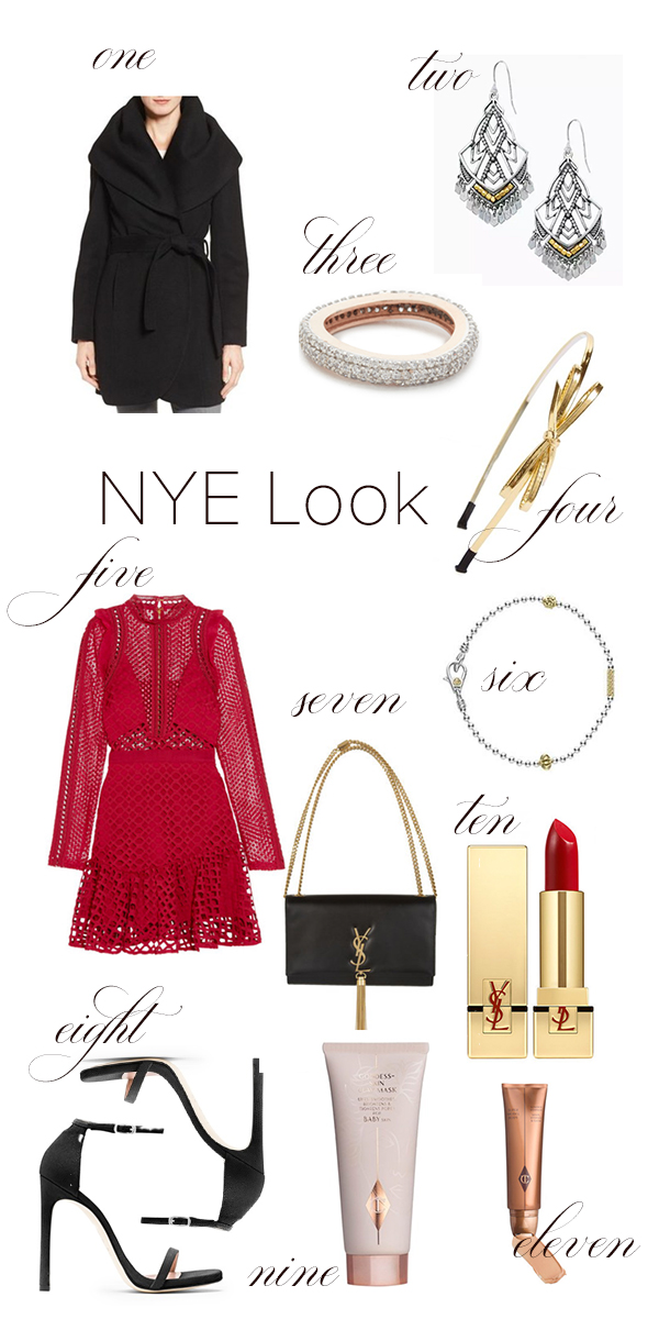 NYE outfit inspiration