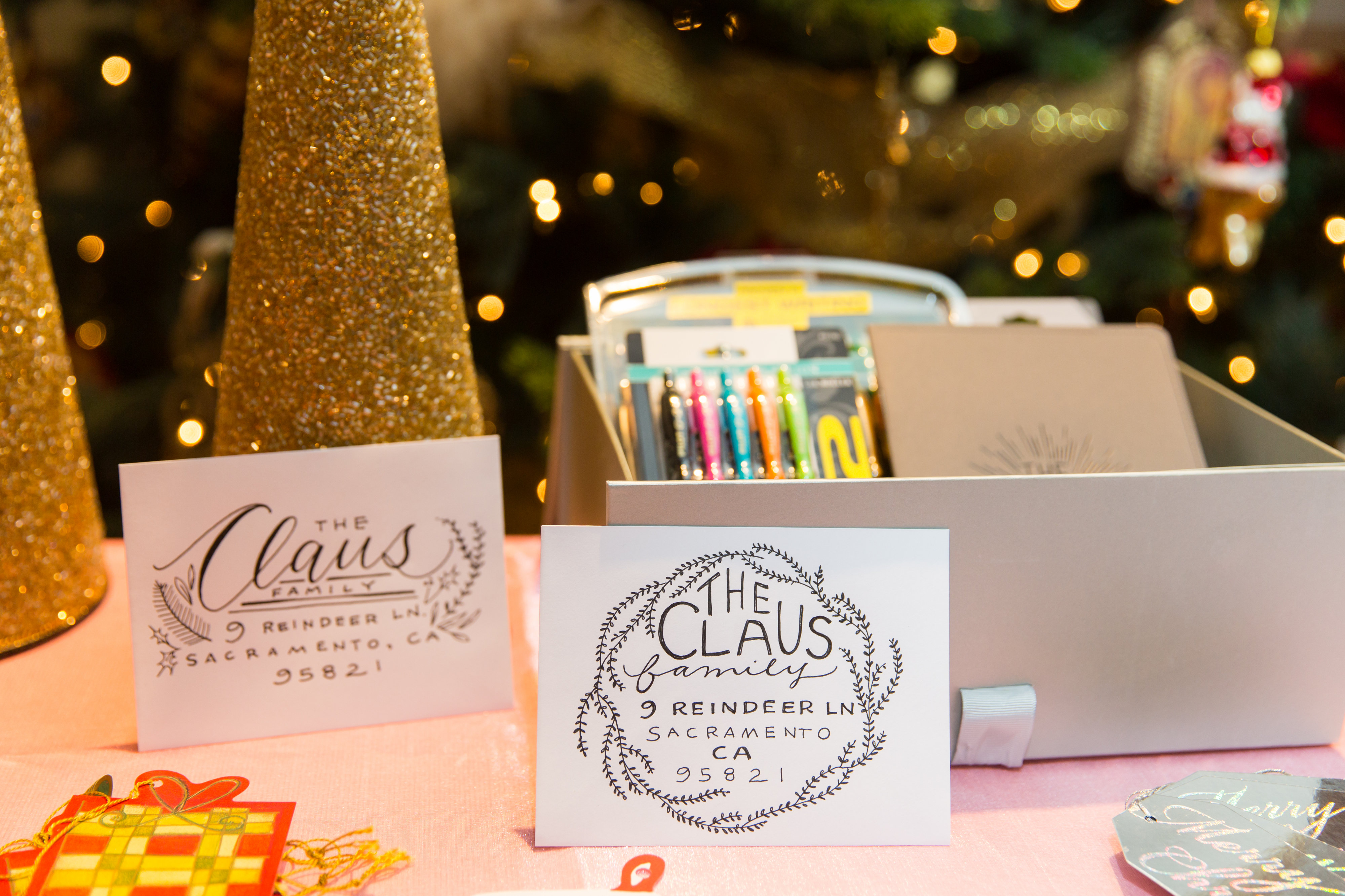 I teamed up with Pilot Pen to share gratitude this holiday season with a fun DIY!