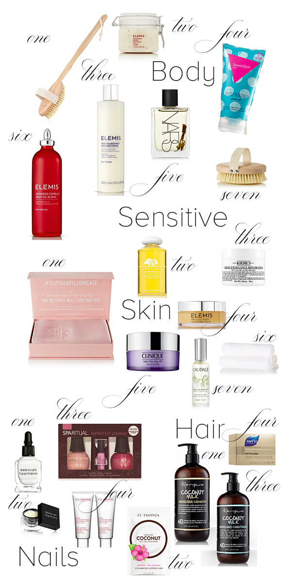 What to Use with Sensitive Skin