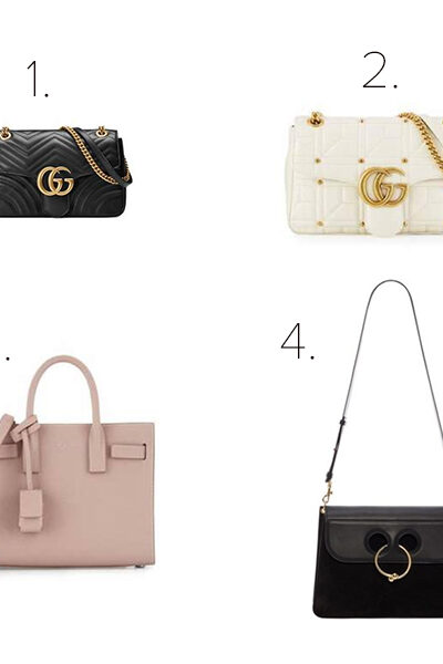 4 Classic Designer Handbags to Invest in this Year featured by popular California style blogger, Haute Beauty Guide