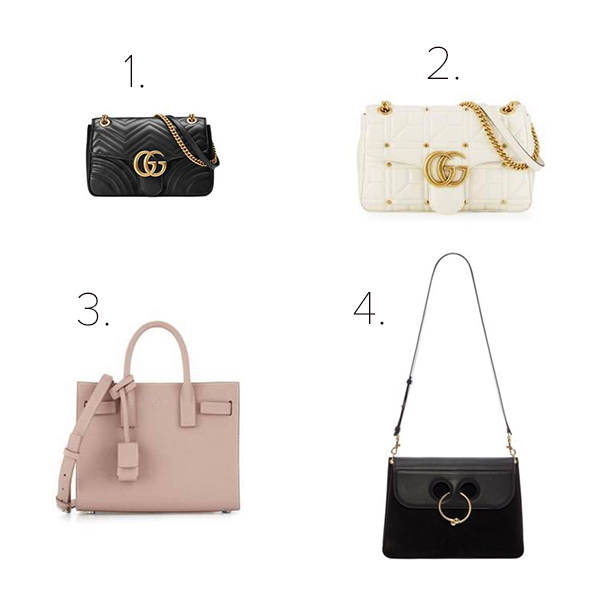 Investment Bags - 4 Classic Designer Handbags to Invest in this Year featured by popular California style blogger, Haute Beauty Guide