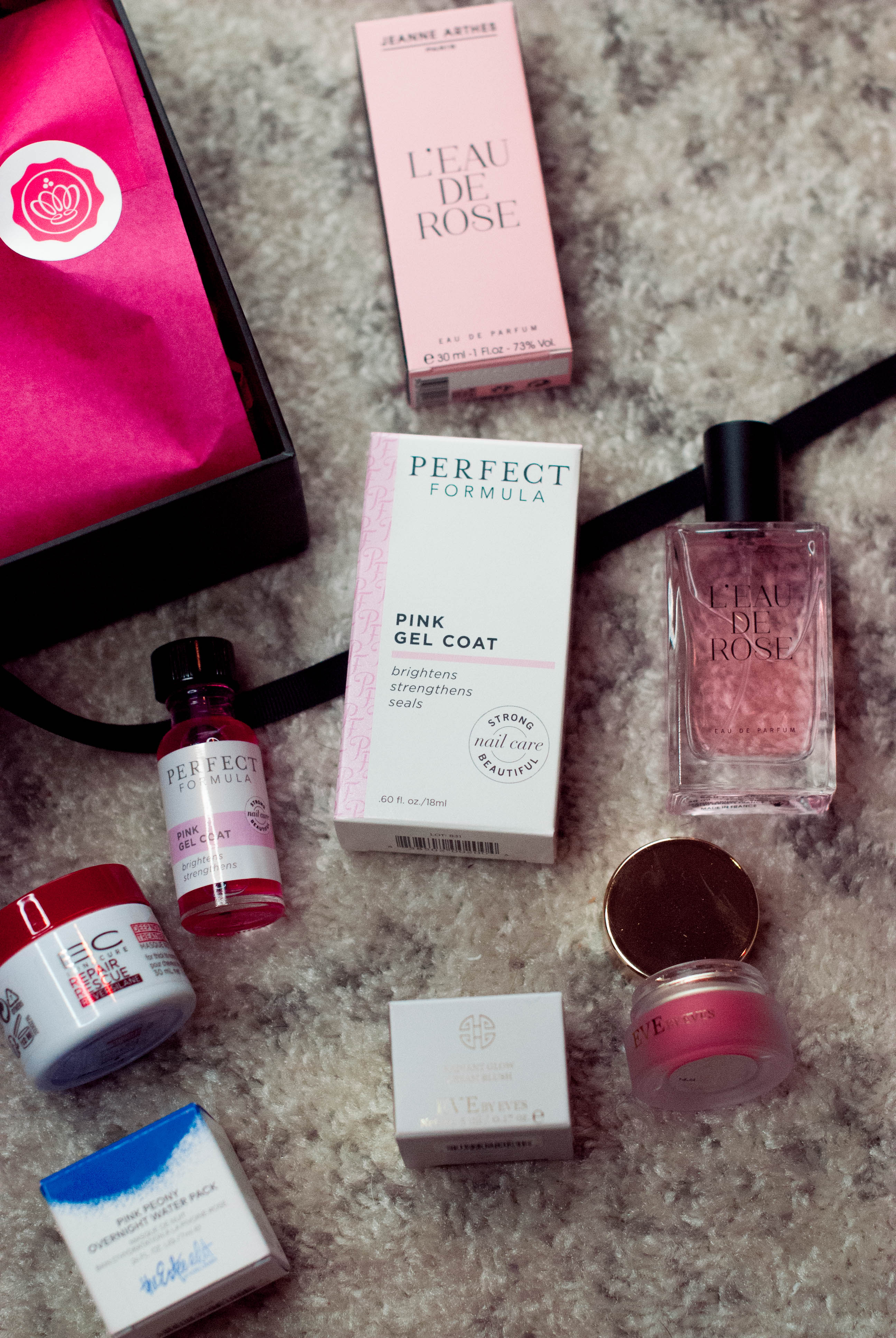 Galentine's Day with Glossybox