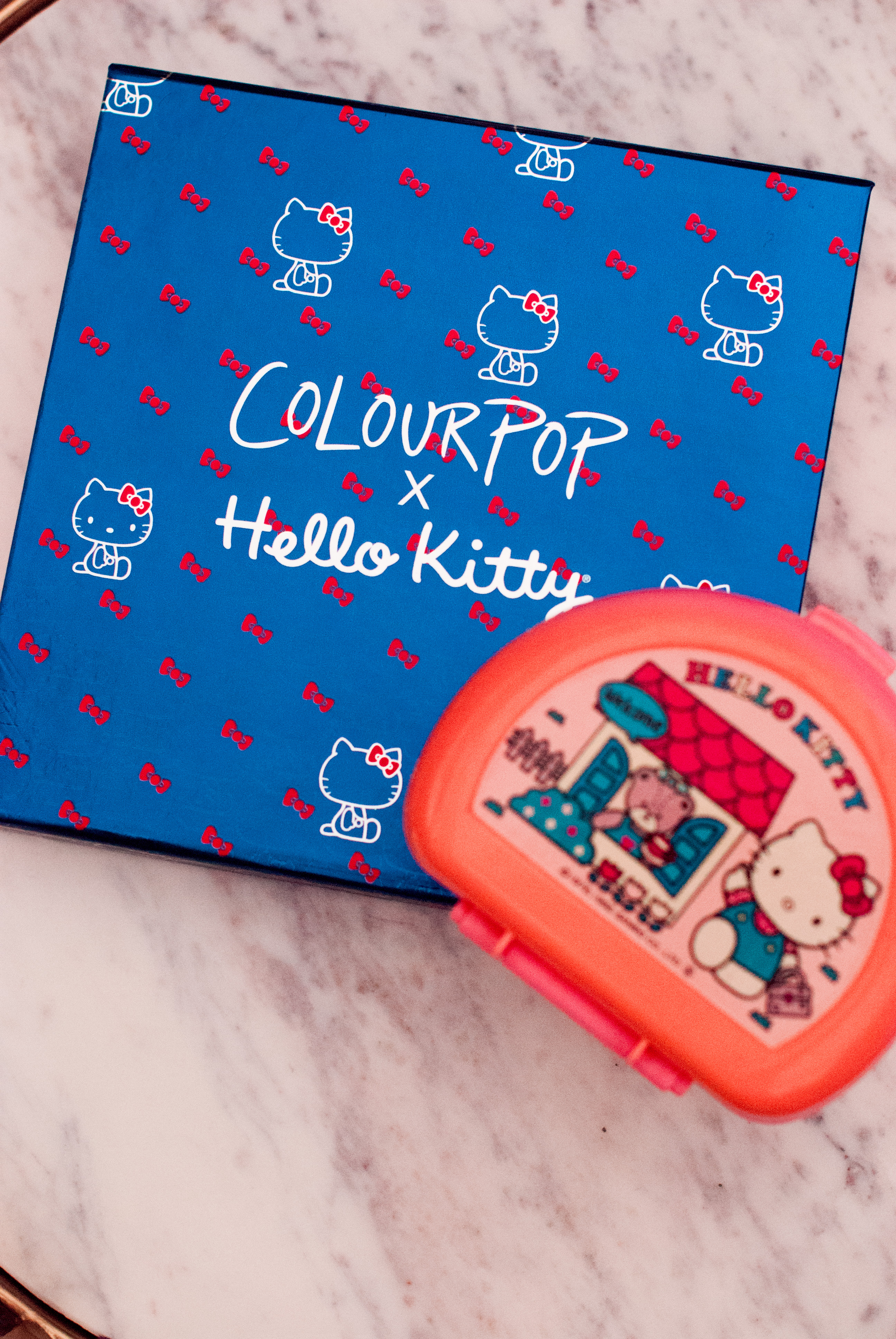 CoulorPop X Hello Kitty