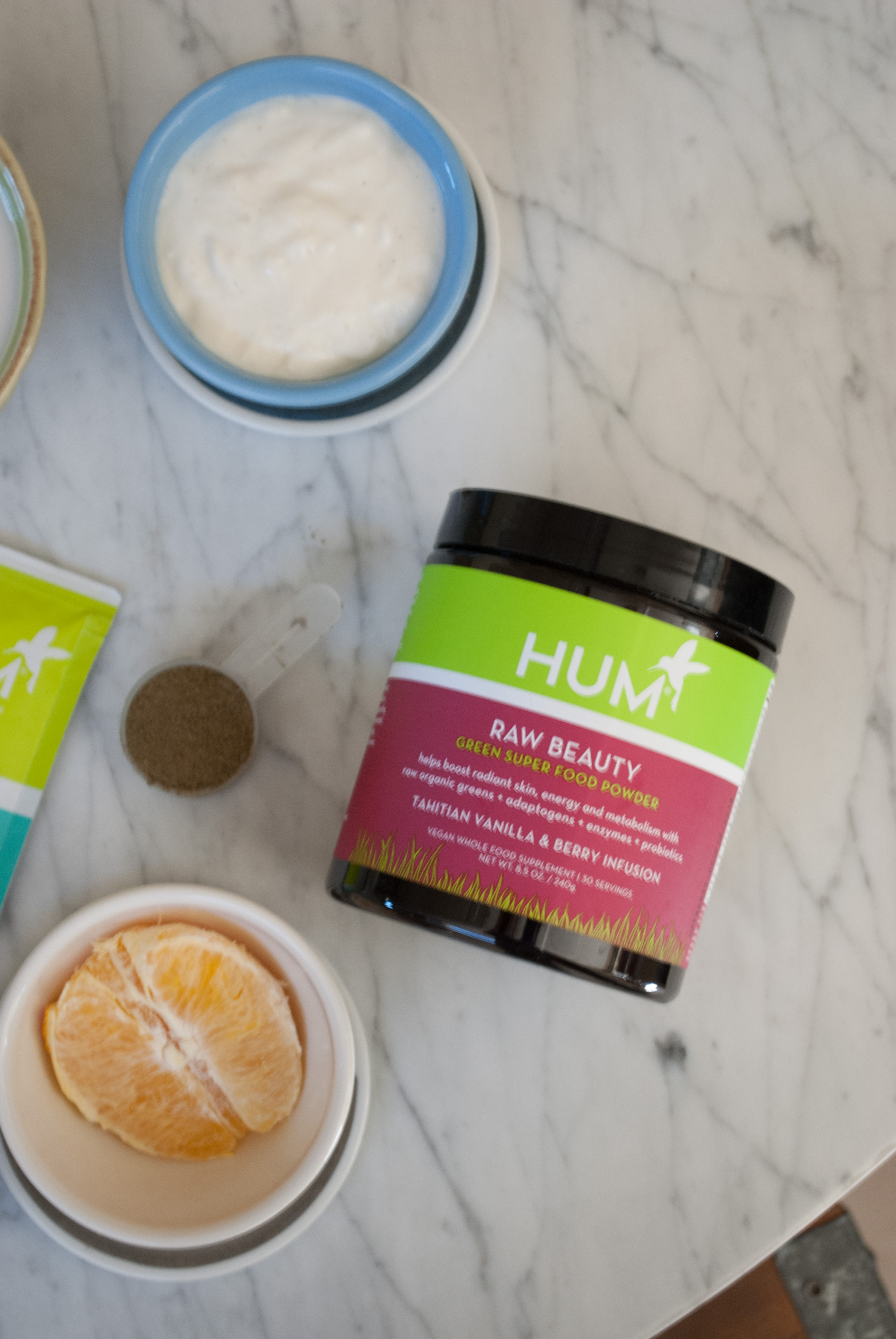 Hum Nutrition Raw Super Greens