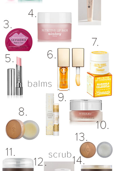 Must Have Products to Make Dry Lips Soft
