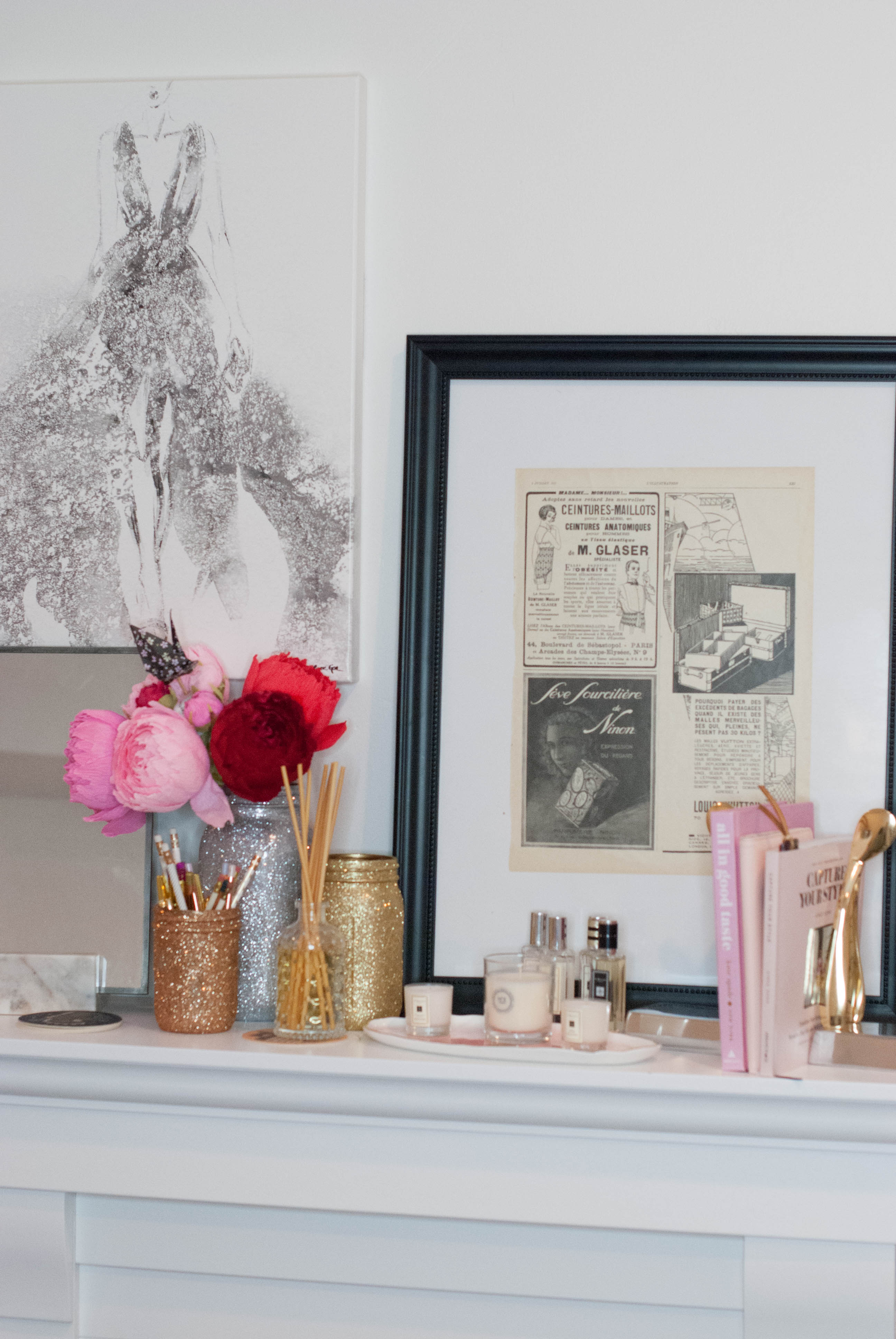 Haute Beauty Guide Office Space