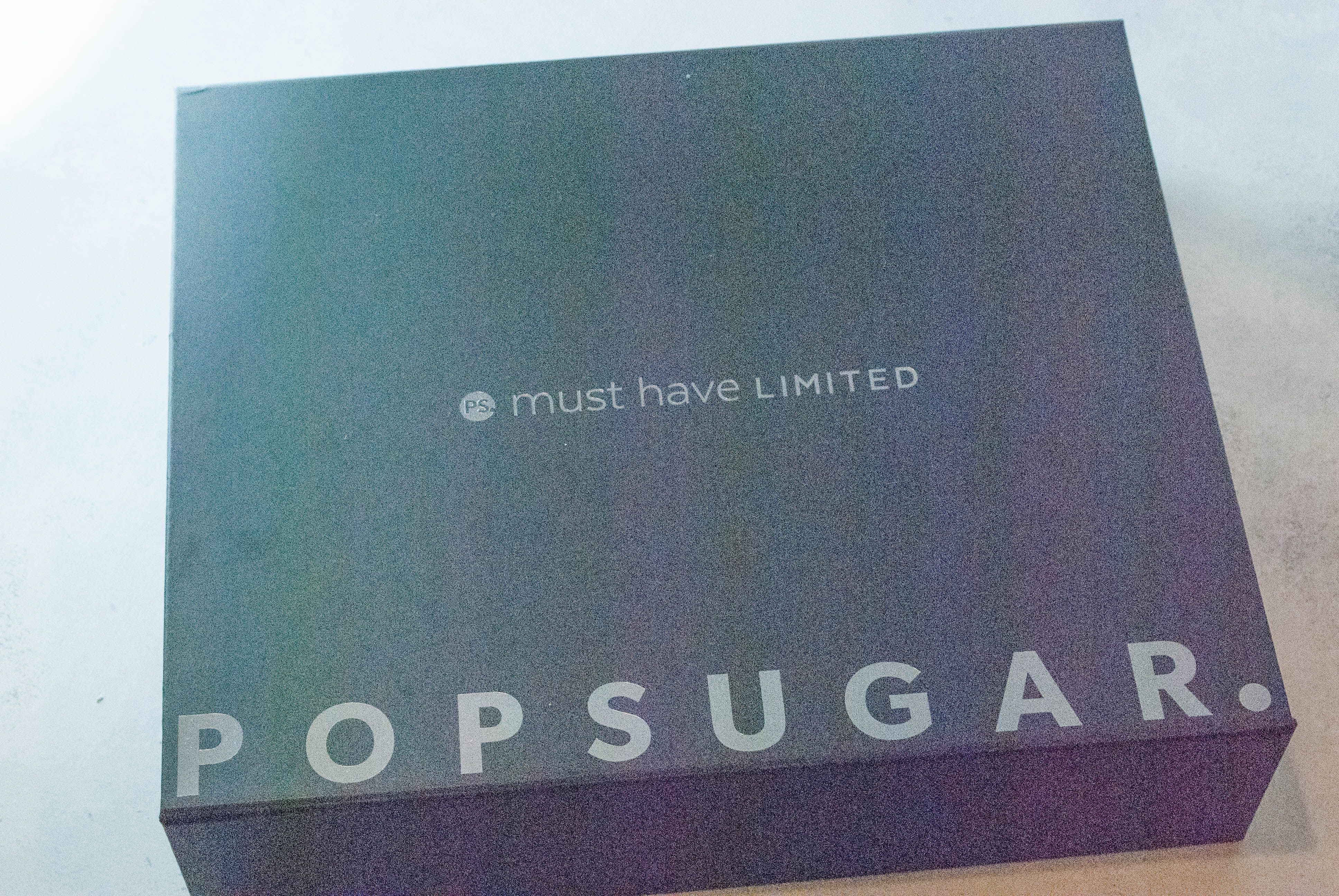 PopSugar Must Have Box Resort 2017