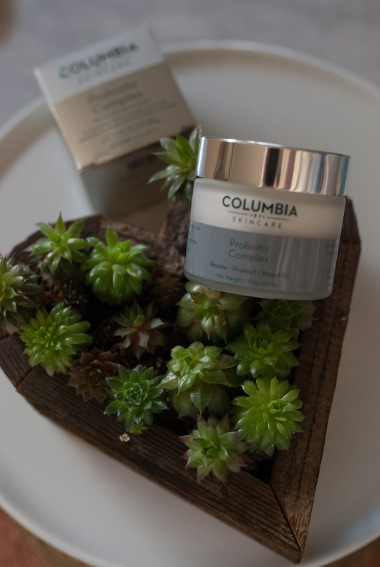 Five Moisturizers Perfect for Spring FT. Columbia Probiotics Skin Care