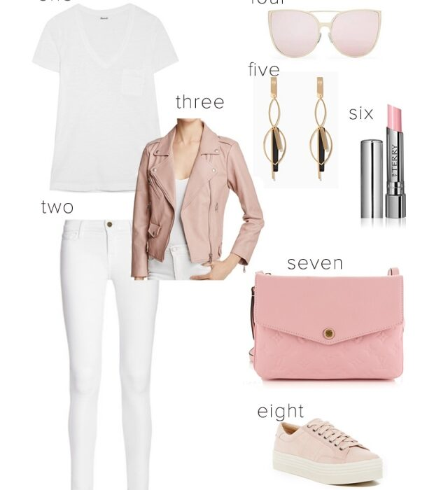 A casual spring OOTD