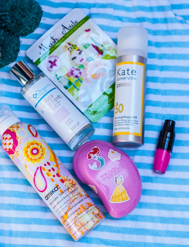 My Six Favorite Beauty Products for Summer Vacation