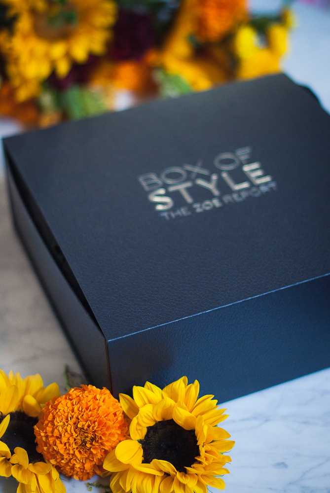 Rachel Zoe Box of Style Fall 2017