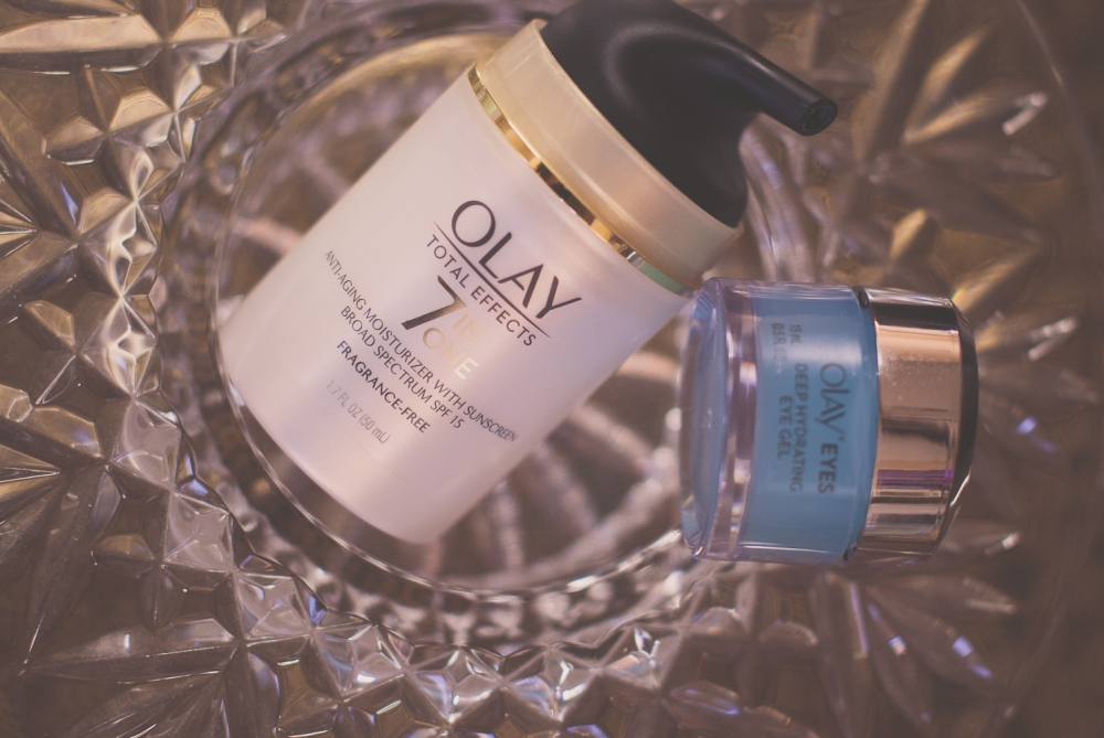 28 day challenge with Olay