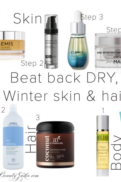 How to beat DRY AF Winter Skin