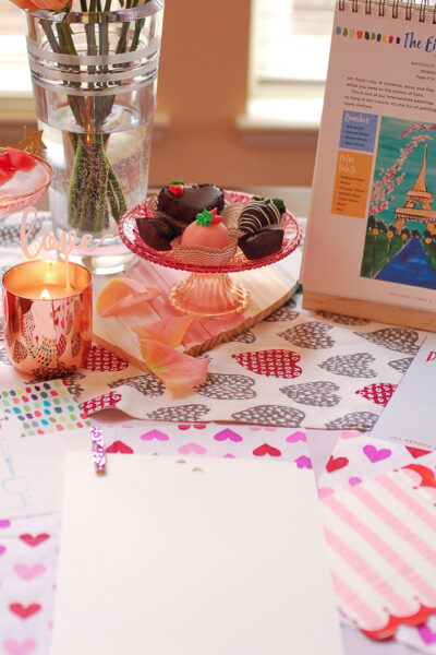 How To Throw A Galentine's Day Party for your best girl friends