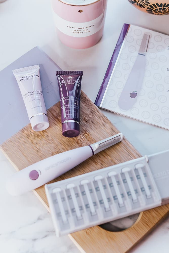Get Your Skin Ready for Spring with Micheal Todd Beauty Sonicsmooth