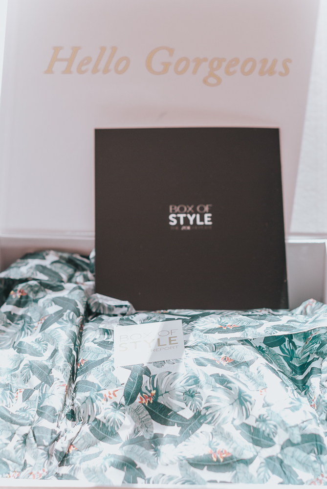 Box of Style Spring 2018 Reveal plus discount code