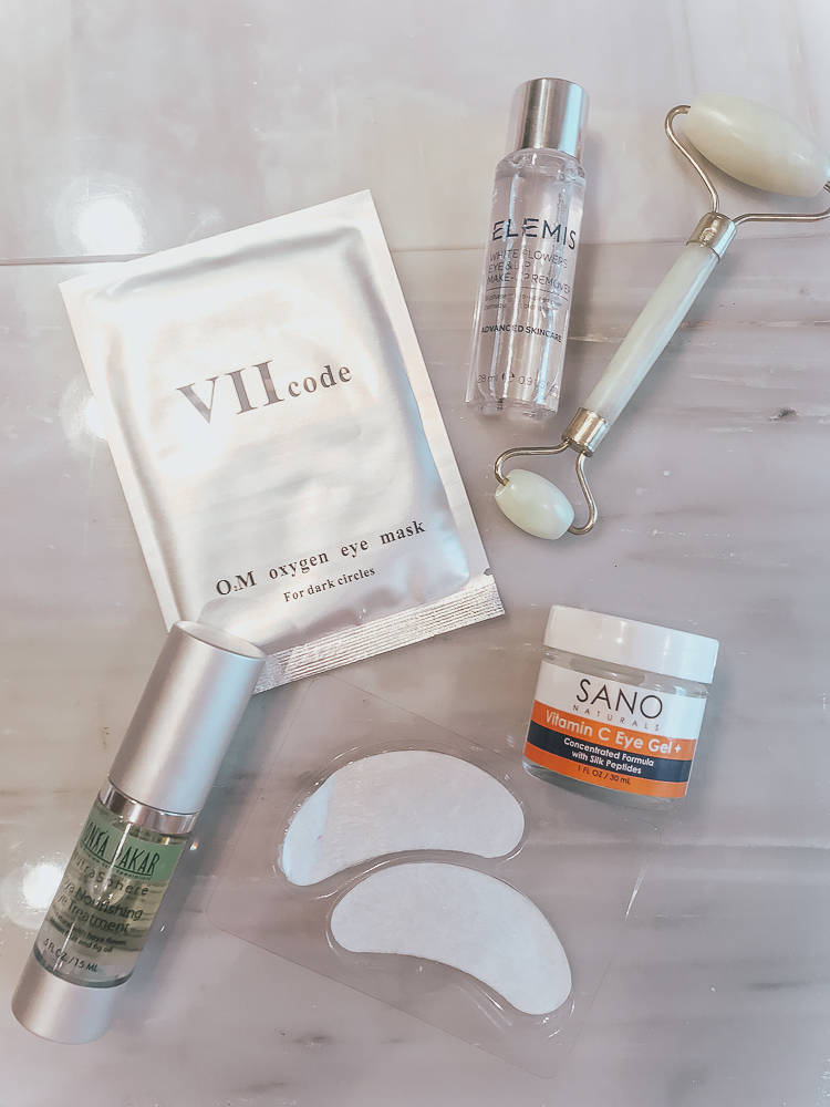 An OverNight UnderEye Treatment VIIcode Skin Care