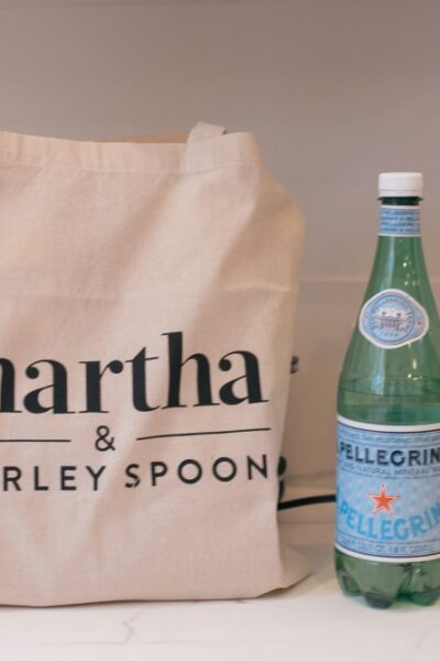 Martha & Marley Spoon Review featured by popular California blogger, Haute Beauty Guide