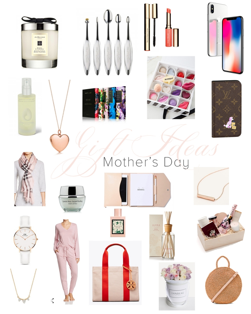 Mothers Day Gift Ideas featured by popular California style blogger, Haute Beauty Guide