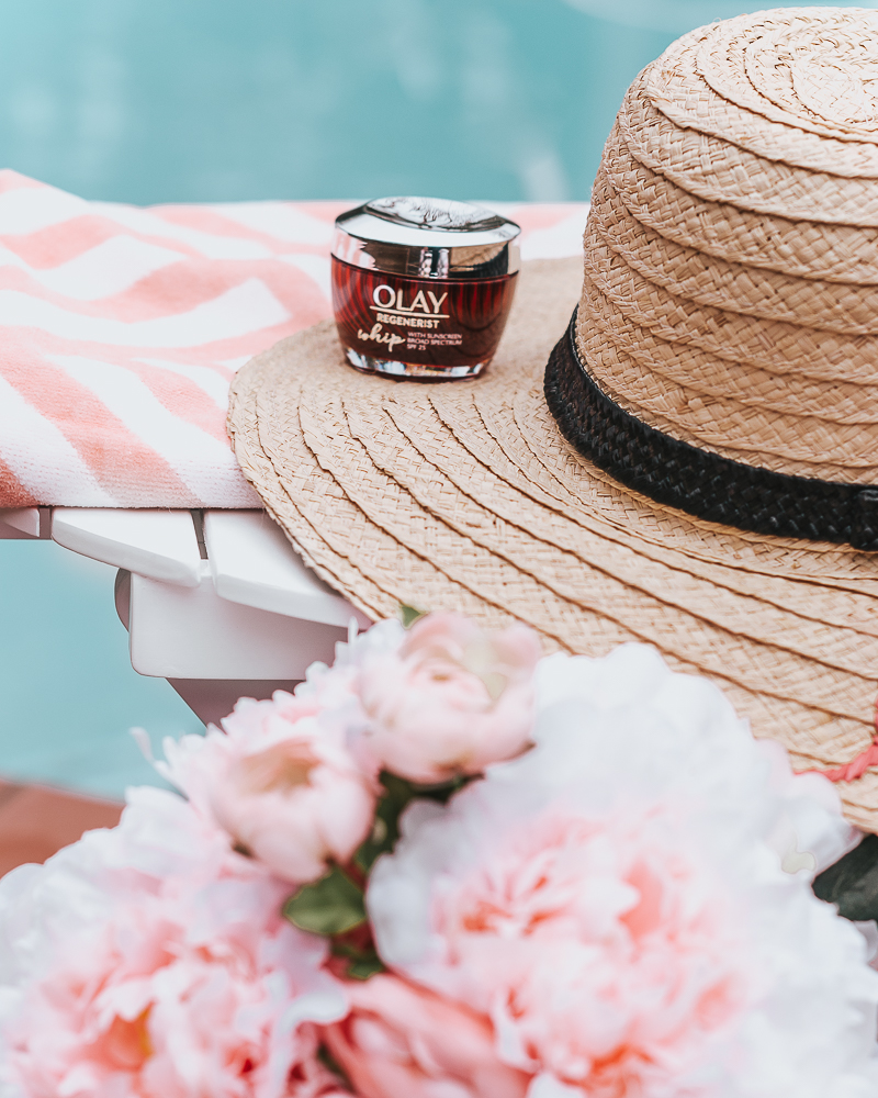 Five Reasons I ALWAYS use SPF with OLAY WHIPS - Five Reasons Why You Should Wear Sunscreen Everyday featured by popular California beauty blogger, Haute Beauty Guide