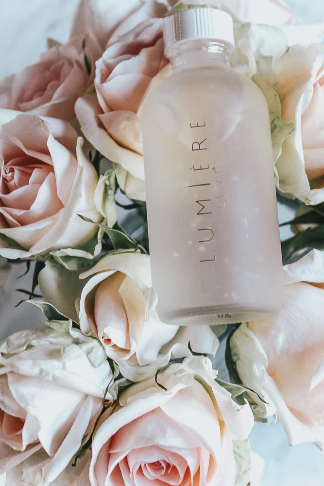 Lumiere De Vie Skincare- Review featured by popular California beauty blogger Haute Beauty Guide