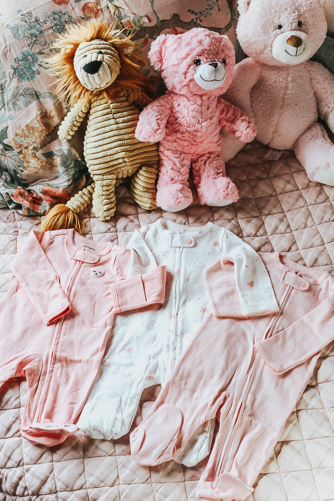 Carter's Little Baby Basics Spring 2018 featured by popular California style blogger, Haute Beauty Guide