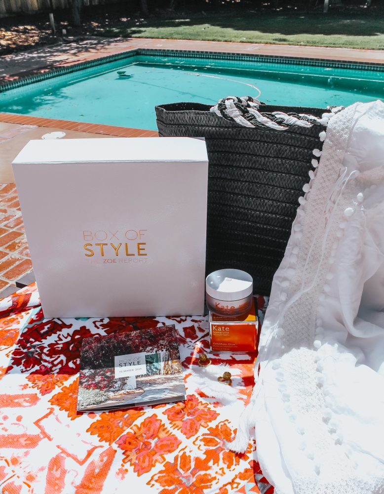 Rachel Zoe's Box of Style Review Summer 2018
