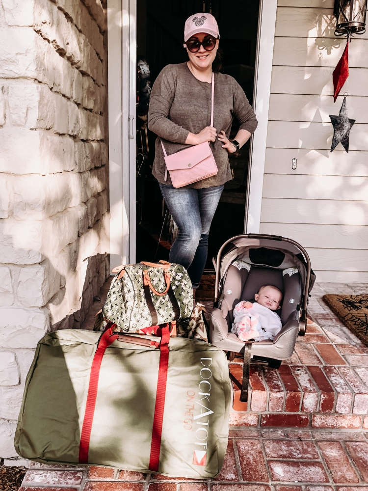 Baby Travel with Dock-A-Tot