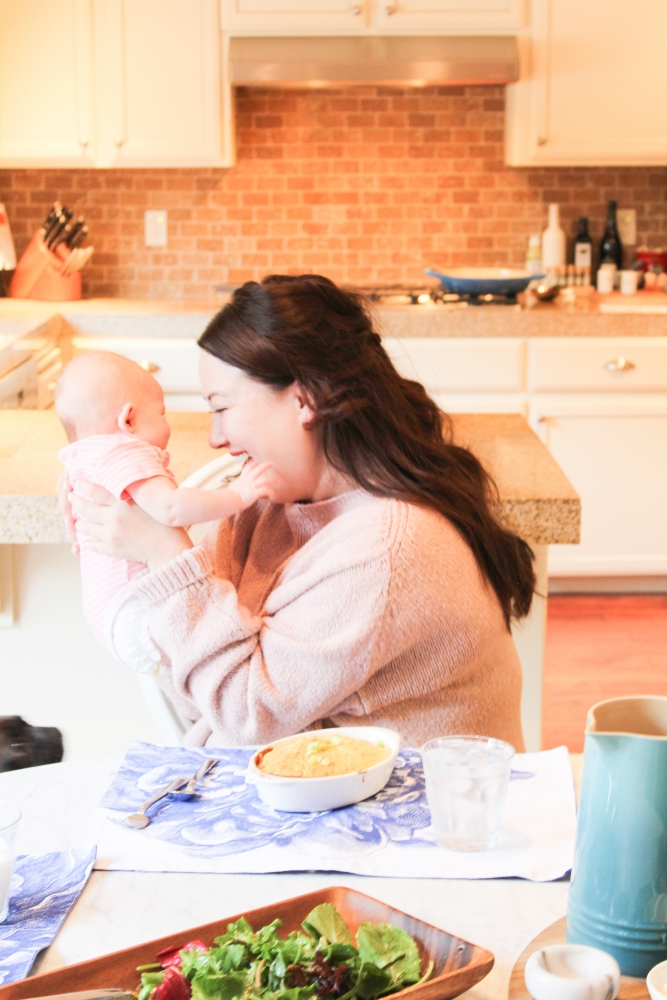 Making Family Meal Times Easier with Plated - Family Dinner Time featured by popular California life and style blogger, Haute Beauty Guide