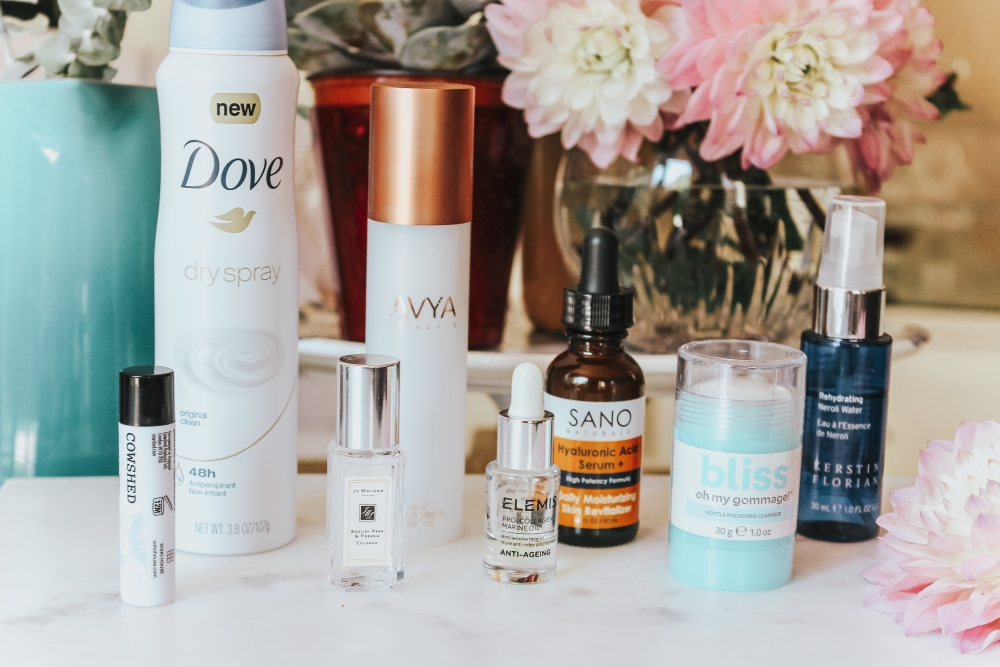Skincare at the Gyme