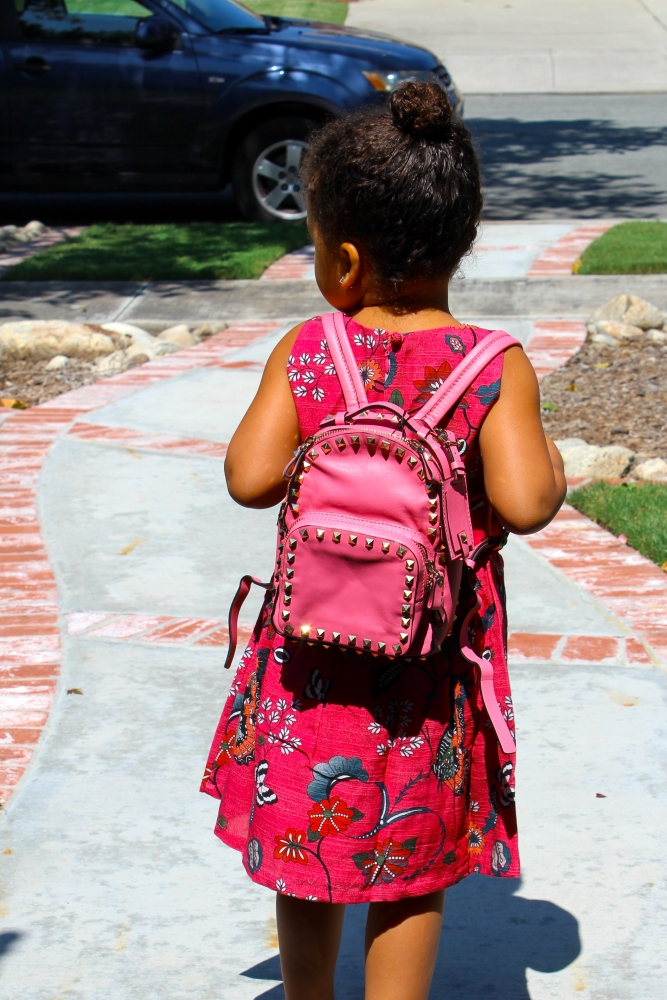 Back To School Looks with Victoria Road and Barneys
