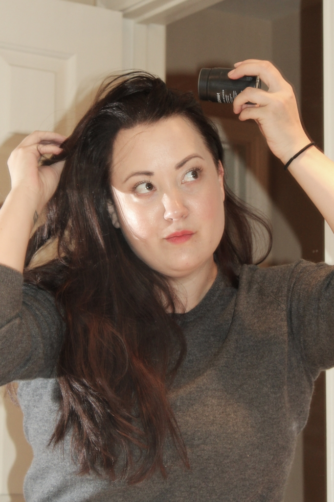 How to Make Your Ponytail Look Fuller featured by popular California beauty blogger Haute Beauty Guide