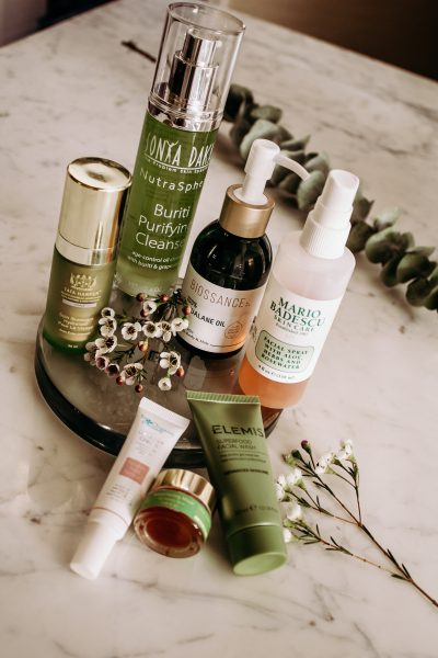 Brighter Skin with LiveBeaming Lifestyle Cleanse and a Detox Facial Routine
