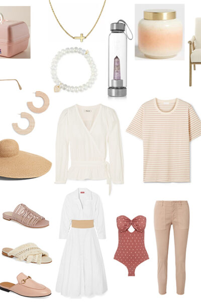 Spring edit- style, home and beauty items to ring in Spring