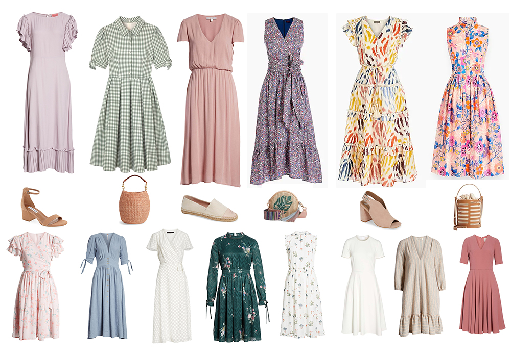 14 Dress Ideas for Easter Brunch