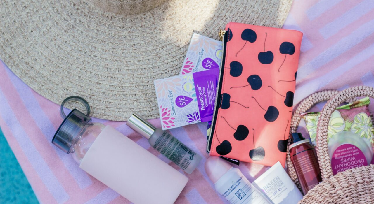 Summer's Eve Products featured by top US beauty blog Haute Beauty Guide