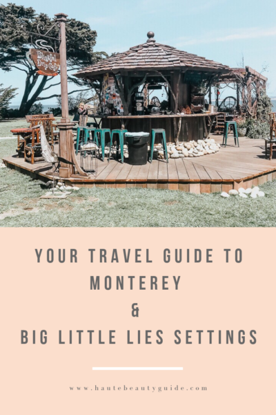 MONTEREY and Big Little Lies Tour Season 1 and 2!