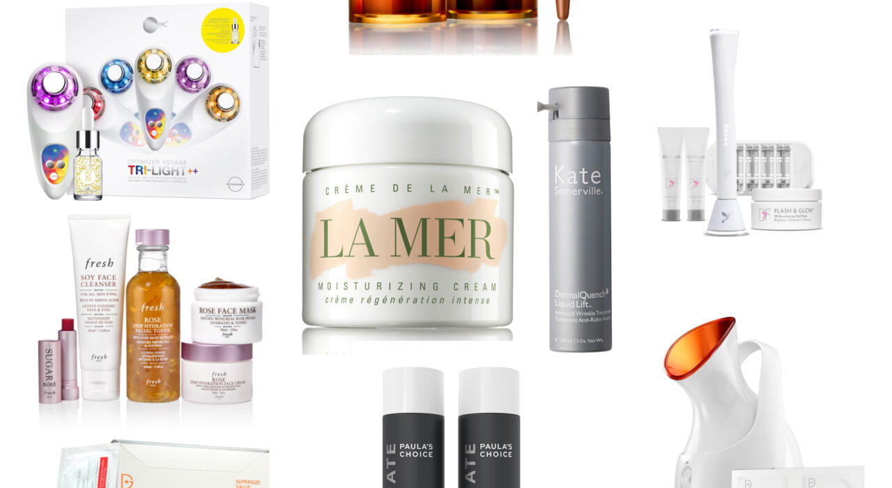 10 Beauty Items from the #NSALE You Need for Fall/Winter Glowing Skin
