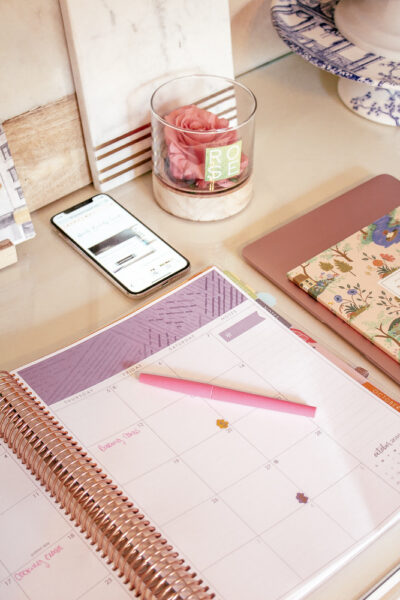 How to Incorporate Planning Into Your Self Care