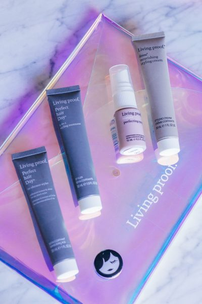 Sephoria 2019 Recap | Sephoria 2019 by popular California beauty blog, Haute Beauty Guide: image of Living Proof products.