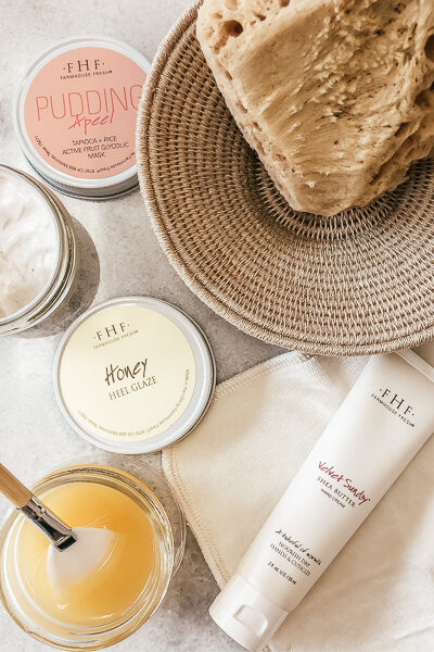 Fall Feet Skin Care Products featured by top US beauty blog, Haute Beauty Guide.