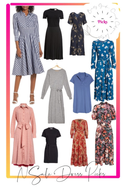 Top 10 Cute Dresses from the NSale