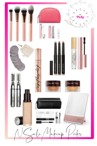 Top 10 Makeup Favorites from the NSale