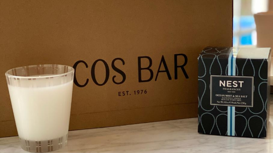 Cos Bar Best of Beauty Awards Nest Candle