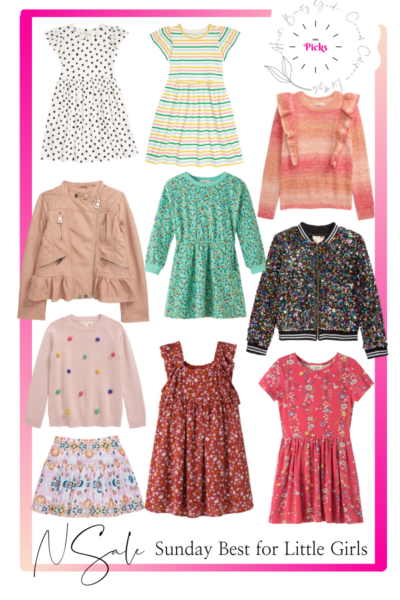 Top 10 Makeup Favorites from the NSale Top 10 SUnday Best Outfits for Little Girls from the NSale